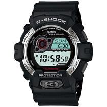 Relógio Casio G-shock Gr 8900 Solar 5 Alarmes H. Mundial Pt
