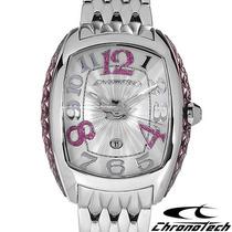 Relógio Chronotech Ct.7998l/16m Prisma Skeleton Invicta
