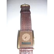 Relógio Tissot Two Timer D377 - Original Suíço.