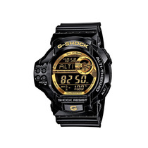 Relógio Casio G-shock Gdf 100 Gb Barometro Altimet Termomet