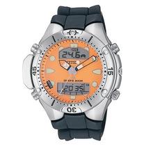 Relógio Citizen Aqualand Ii Jp1060-01y