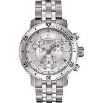 Relógio Tissot Prs200 T067.417.11.031.00 Prata Com Caixa.