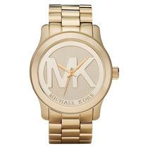 Relógio Michael Kors Mk5473 Logo Mk - Completo - Original