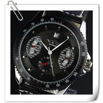Relógio Automático Winner - Carrera 2 - Preto