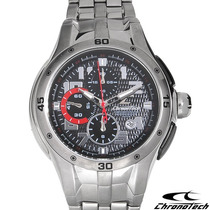 Relógio Chronotech Ct.7963 Cronometro Skeleton Invicta