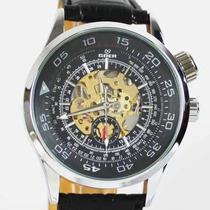 Relógio Goer - Esqueleto - Automático - - Skeleton.