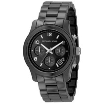 Relógio De Luxo Michael Kors Mk5162 Chronograph Cerâmico!!!