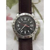 Vendo Relógio De Pulso Magnum - Modelo Ma21437 - Aço Inox