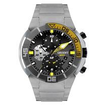 Relógio Orient Seatech Scuba 300m Titanium Mbttc003