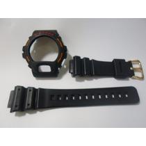 Kit/capa Pulseira Casio G-shock Dw-6600 Dw-6900 Iluminator
