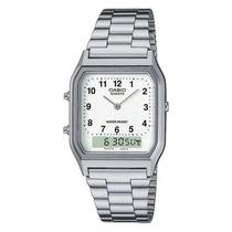 Relógio Casio Aq-230 Análogo Digital Alarme Cronômetro Cn Br