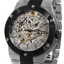 Louis Richard Auto Monfort Watch Esqueleto- Skeleton