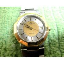 Relógio Technos Baumer & Mercier Geneve Swiss Made, Aro Ouro