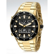 Relógio Technos Tc131017/4p Digiana Loja Technos