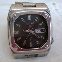 Relógio De Pulso Masculino Automático Seiko 21 Jewels - Raro