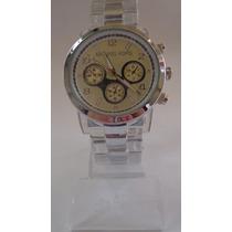 Relógio Feminino Prata! ***modelo Novo***