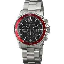 Relógio De Luxo Michael Kors Mk8122 Chronograph Analógico!!!