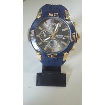 Relógio De Quartz Masculino Da Redley De Luxo Frete Grátis