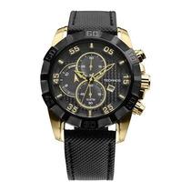 Relógio Masculino Technos Sports Os10et/8p 52mm Preto