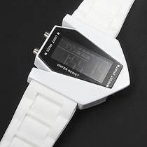 Exclusivo Relógio De Pulso Unissex Star Wars,6 Cores De Led.