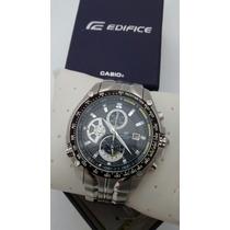 Relógio Casio Edifice Cronógrafo Ef-543d-1avudf - Original