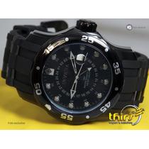 Invicta Original Pro Diver 6996 Black Ion - Grande 49 Mm 12x