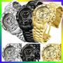 Relógio Invicta 5524 Silver 6471 Gold 6474 Black Excursion !