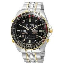 Relógio Citizen Wingman Promaster Jq8004-59e - Muito Lindo!