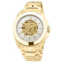 Relógio Technos Automático - 8n24ae/4k - Dourado