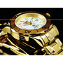 Invicta Men 300m Grand Diver Automatic Ouro 18k