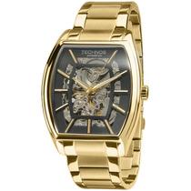Relógio Technos Mw6808/4p - Automático - Dourado
