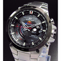 Relogio Casio Edifice Eqs A 1000 Rb Original Completo