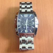 Relógio Guess Luxo Aço Usado U11008g2 - Aceito Troca !!!