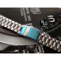 Pulseira Em Aço Para Relógios Tag F1 - Nova