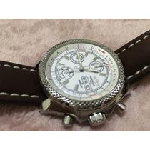 Relógio Breitling For Bentley Gt Ii Zero Na Caixa