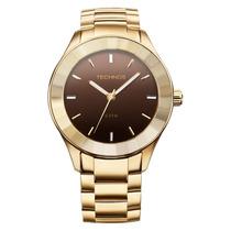 Relógio Technos 2035lng/4m - Swarovski Dourado - Feminino