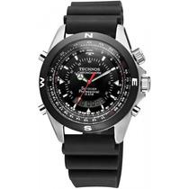 Relógio Technos Skydiver Pilot T20561/8p - Garantia E Nf