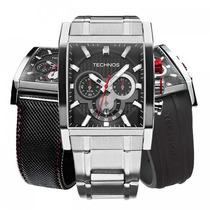Relógio Technos Os2aaf/1p 3 Pulseiras