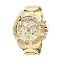Relógio Technos Dourado Grande Os20ik/4x
