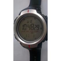 Relógio Digital Cronometro Luz Prova De Água Barato