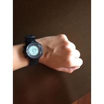 Nike Relógio De Pulso Preto Digital Com Altímetro Wa0045
