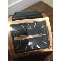 Relógio Armani Exchange Original. Um Espetáculo! Novo!