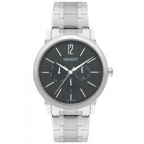 Relógio Orient Mbssm052 P2sx Masculion Prata - Refinado