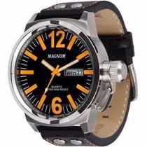 Relógio Magnum Ma31524j Frete Gratis