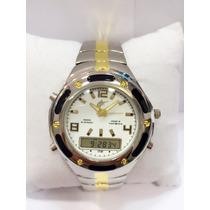 Relógio Masculino Potênzia Ponteiro Digital Frete Grátis