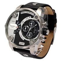 Relógio Diesel Dz7256 100% Original | Couro | Cx + Manual