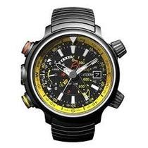 Relógio Citizen Altichron Promaster Eco-drivetitanium Bn4026