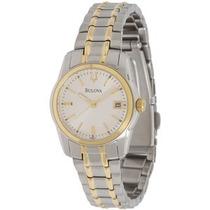 Relógio Bulova Feminino 98m105 Ladies Essentials