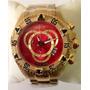 Relógio Invicta 80623 Excursion Reserve Dourado Frete Grátis