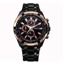 Relógio Masculino Curren De Luxo /alta Qualidade/ Importado